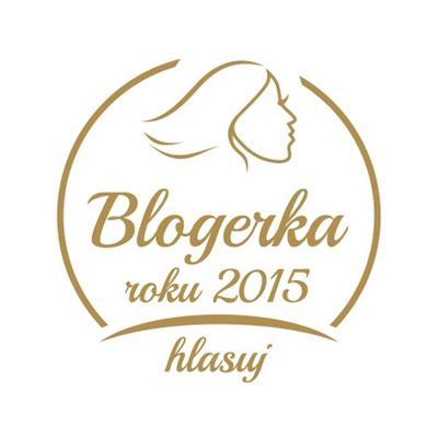 Blogerka roku 2015