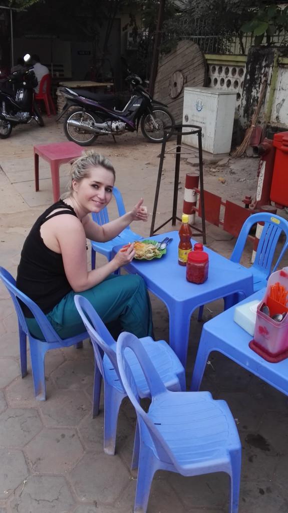 Streed Food Siem Reap