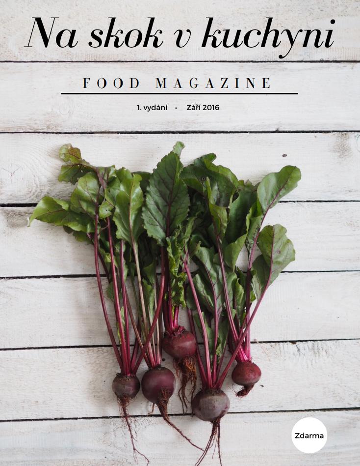 Na skok v kuchyni magazín 09-2016