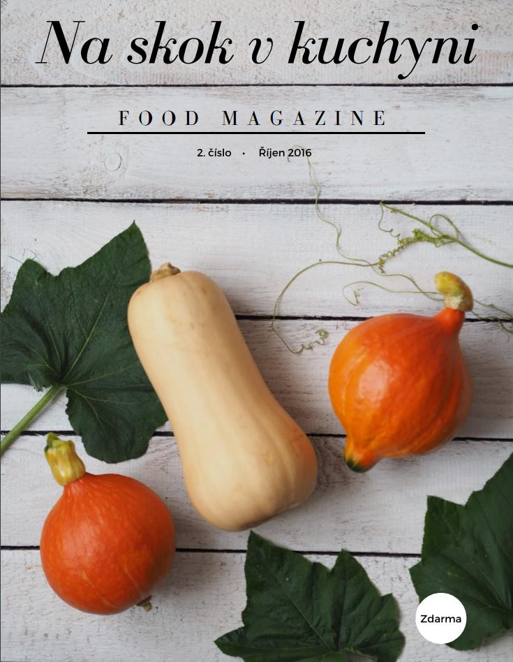 Magazín Na skok v kuchyni říjen 2016