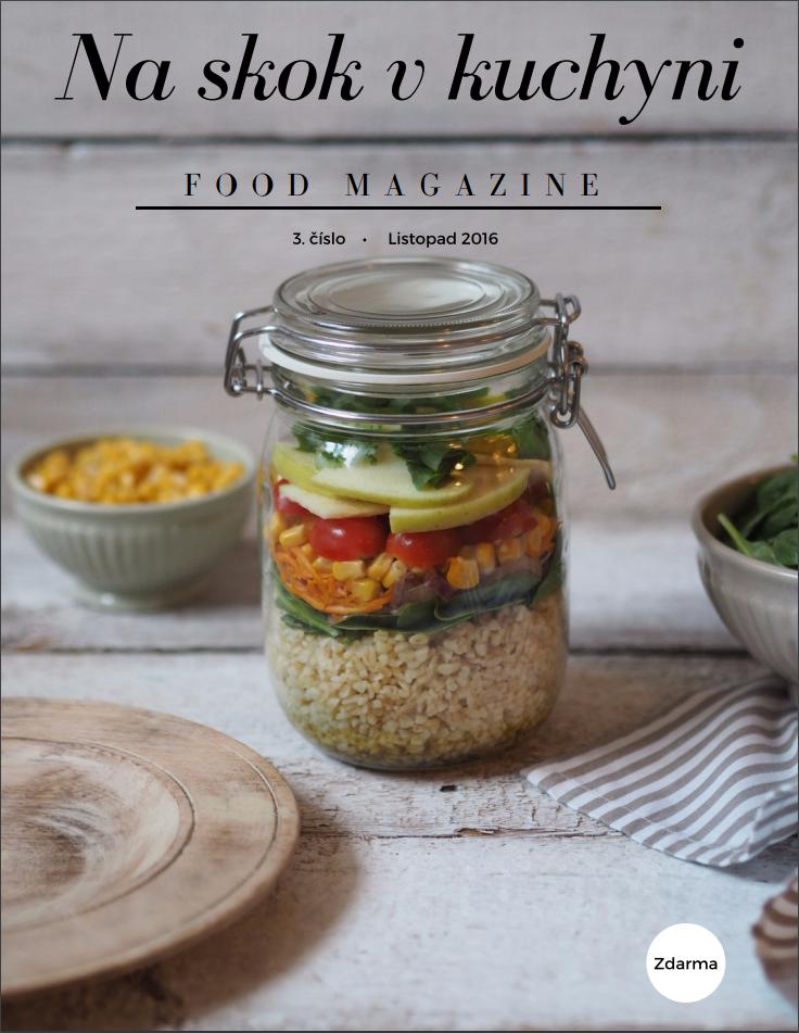 Magazín Na skok v kuchyni listopad 2016