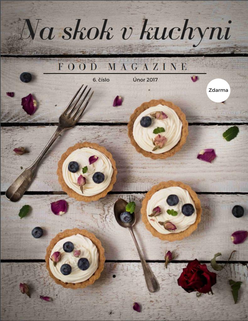 Magazín Na skok v kuchyni únor 2017