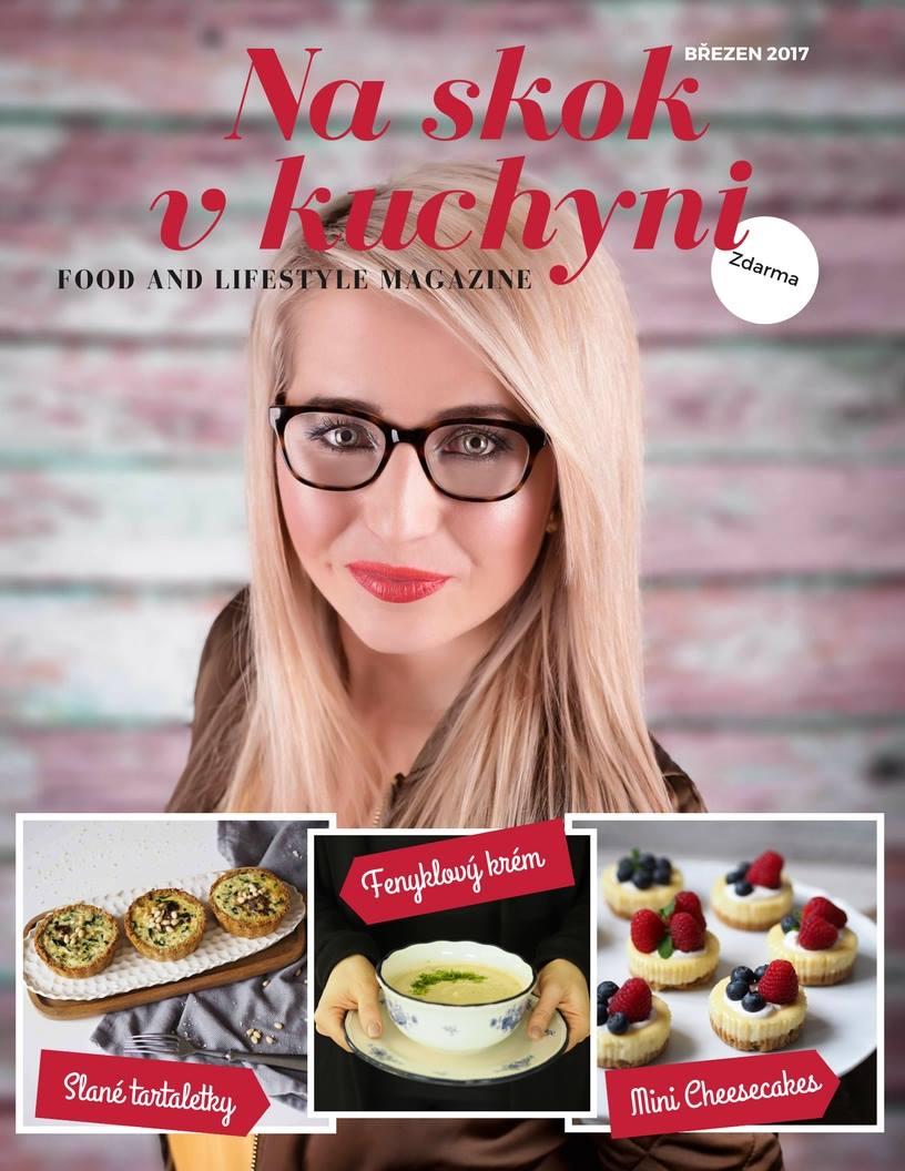 Magazín Na skok v kuchyni březen 2017