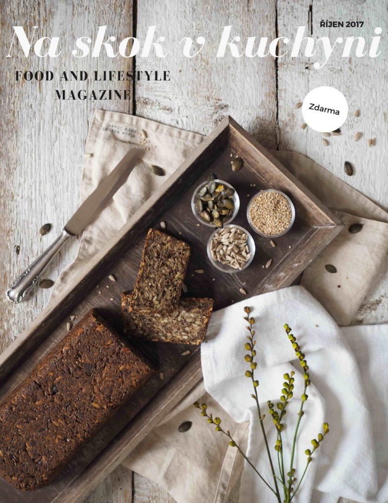 Magazín Na skok v kuchyni říjen 2017