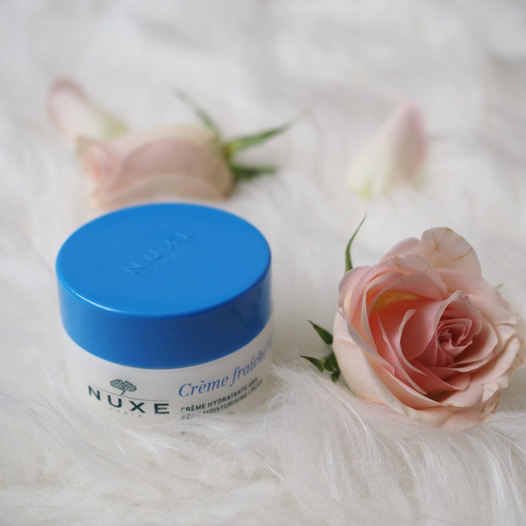 Hydratační krém Creme fraiche de beaute Nuxe