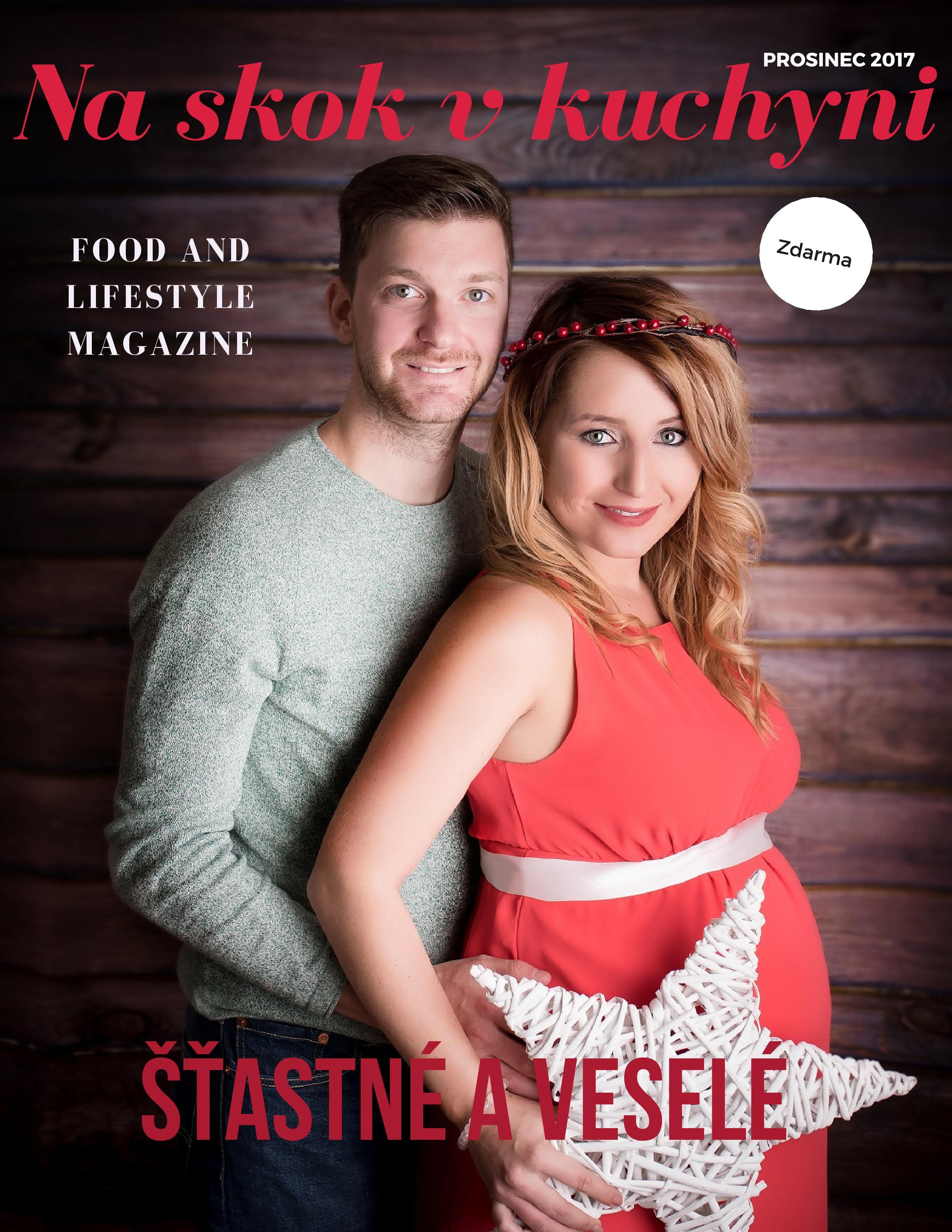 Magazín Na skok v kuchyni prosinec 2017