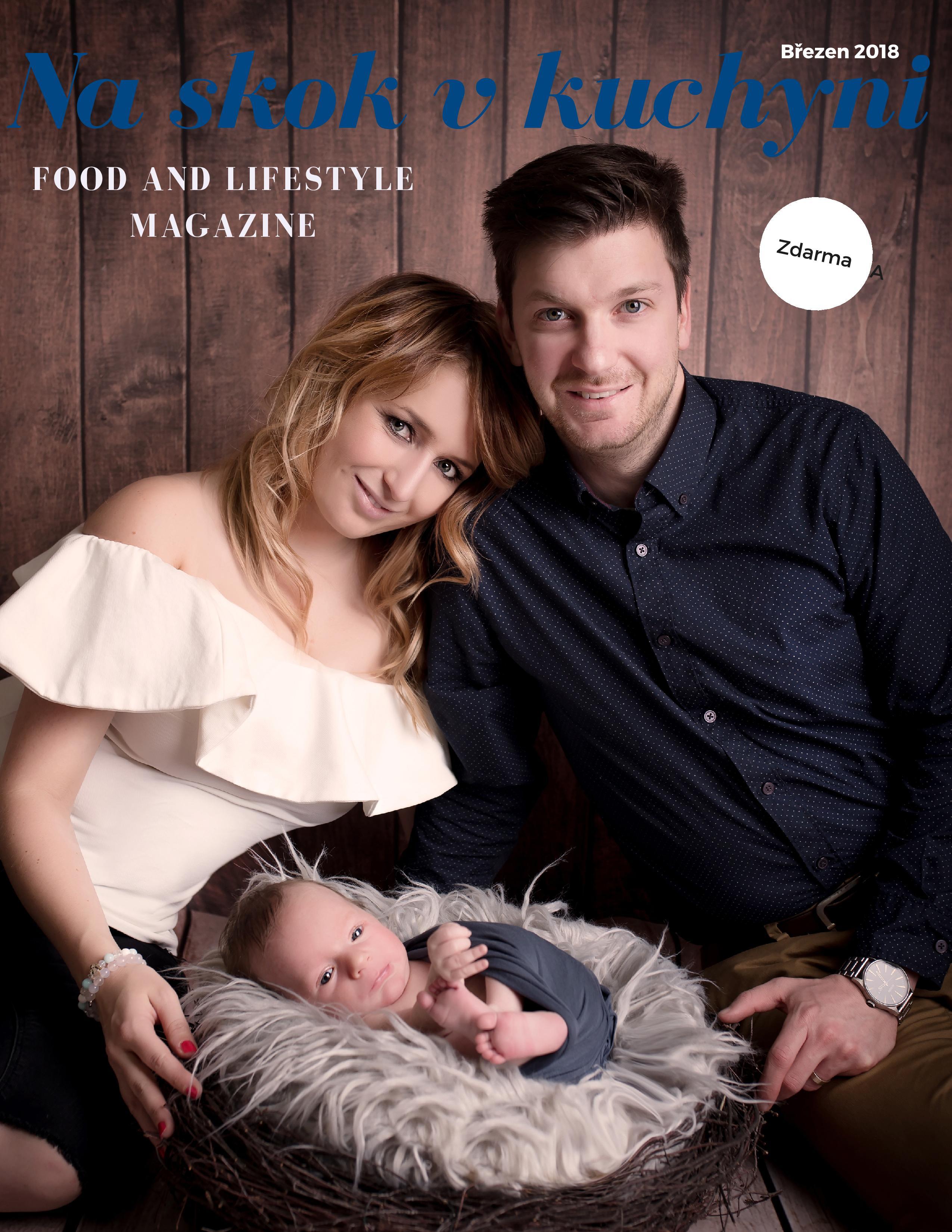 Magazín Na skok v kuchyni březen 201