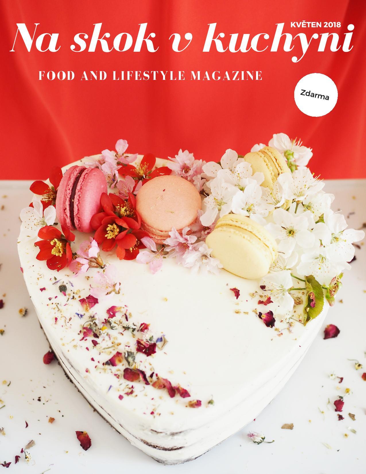 Magazín Na skok v kuchyni květen 2018
